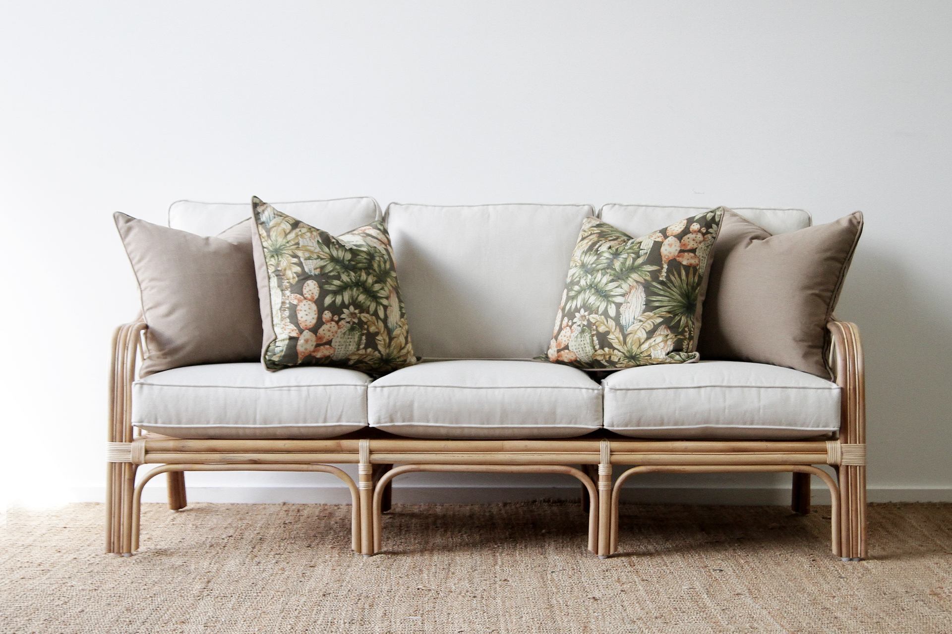 florence rattan daybed