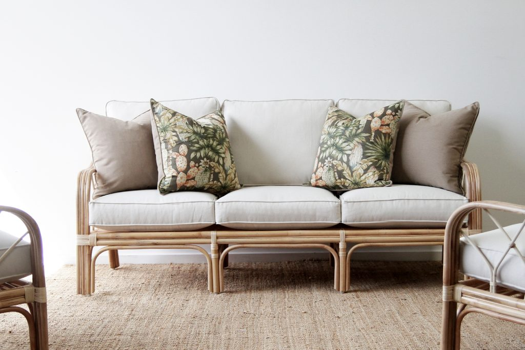Florence rattan lounge suite
