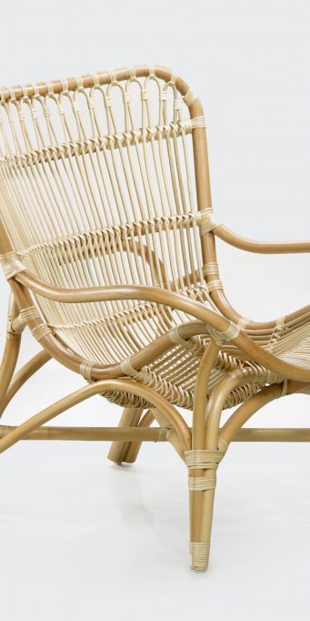 Butterfly chair side LS