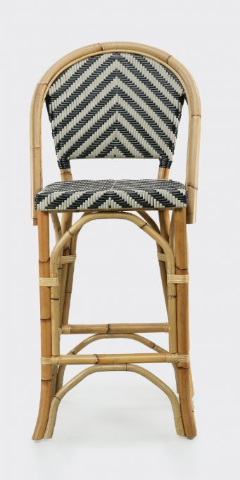 New Orleans Barstools_Grand_Navy_Front_LS