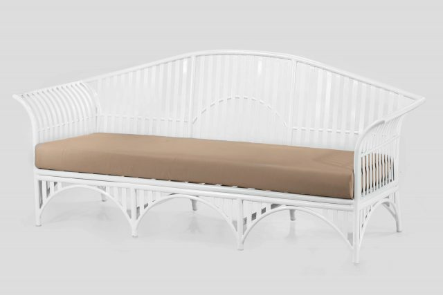 Aluminium outdoor daybed