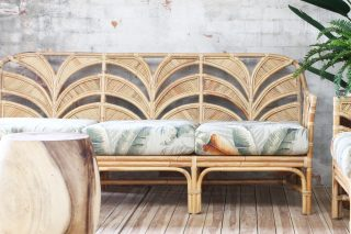 Tropical daybed