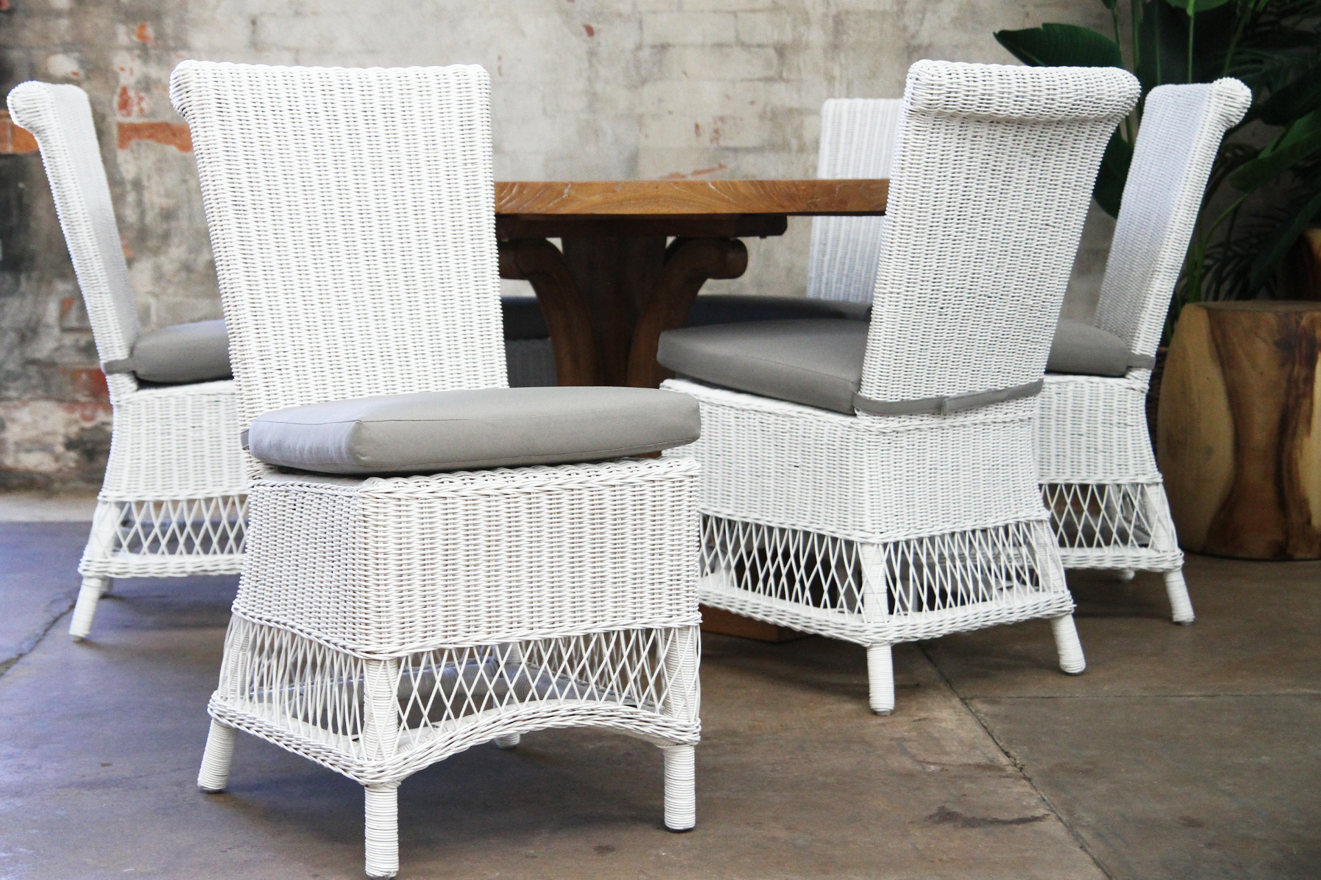 Providence Chair Naturally Cane Rattan And Wicker Furniture