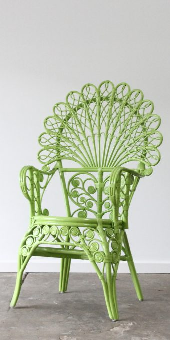 small peacock chair_LS