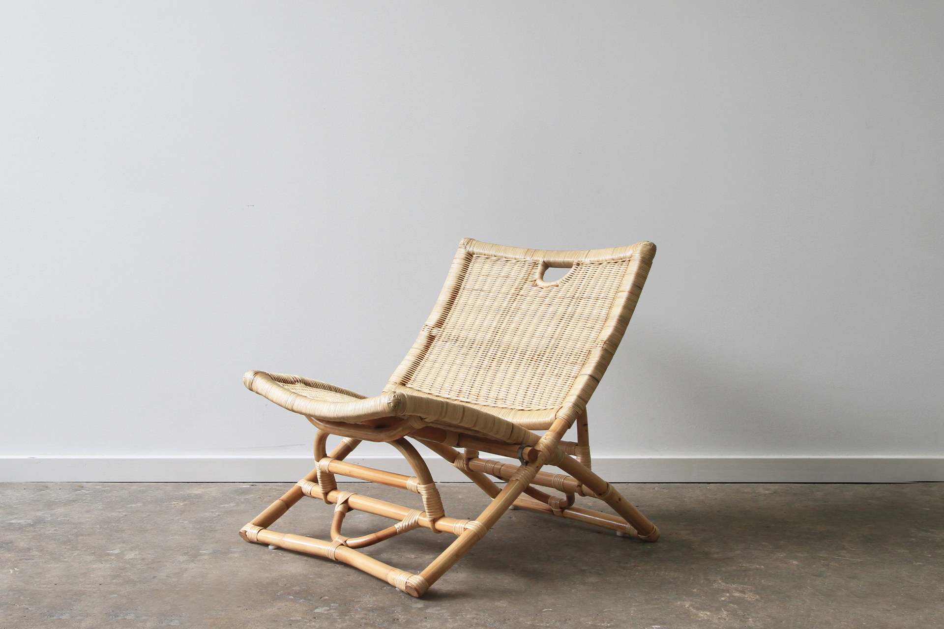 Beach Folding Chair Wicker Ls Naturally Cane Rattan And