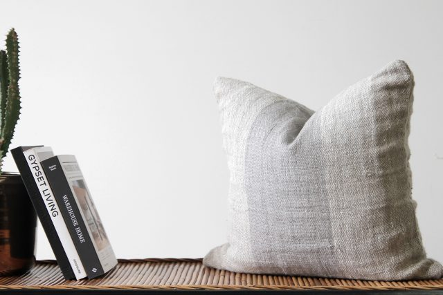 Sebo & co stripe cushion