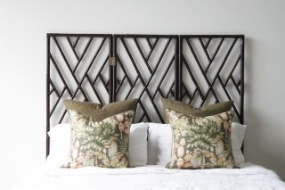 Chippendale screen