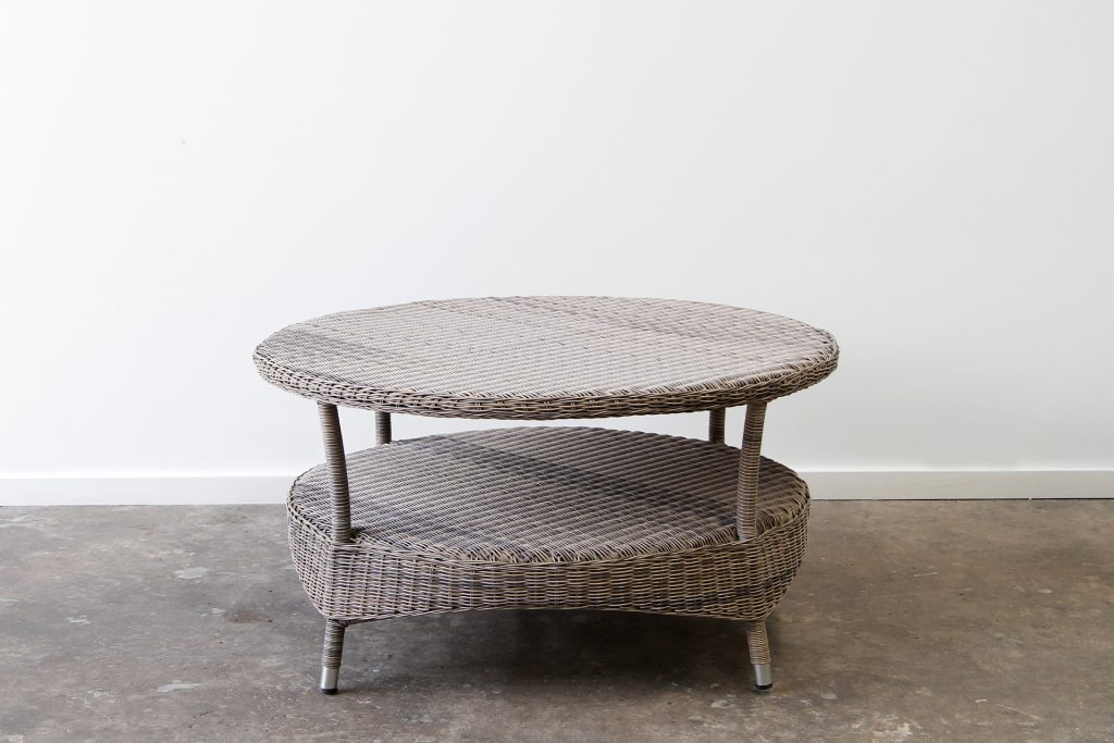 Hampshire Round Coffee Table Outdoor