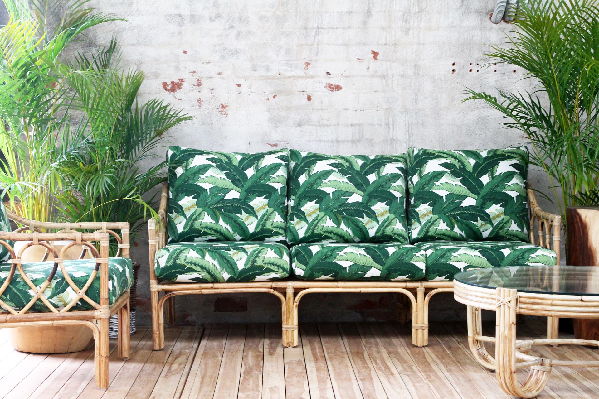 Byron bay sofa and armchair ls