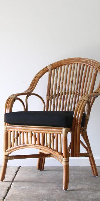 Southampton dining chair back w:cushion_LS