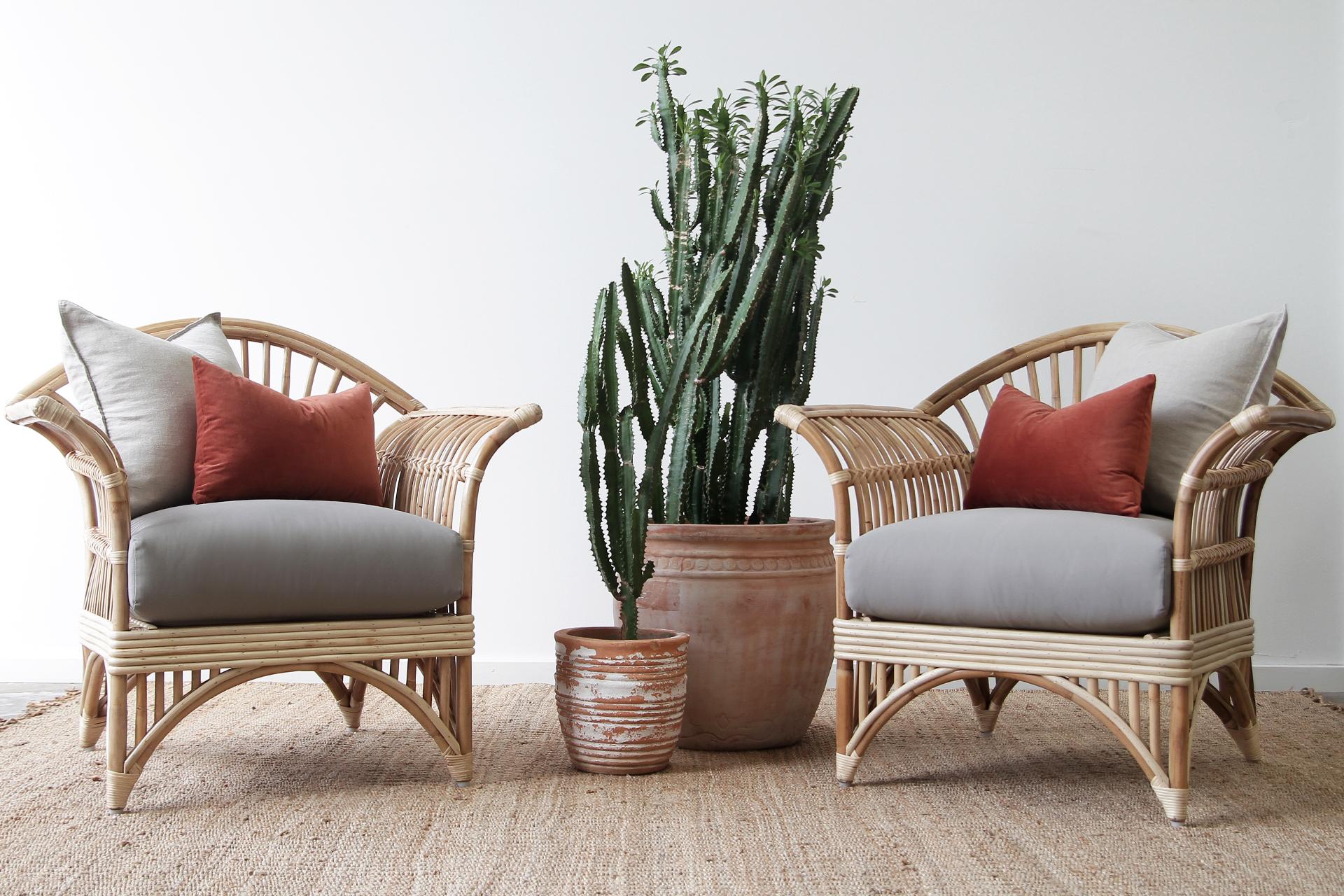 Queenslander armchair natural LS