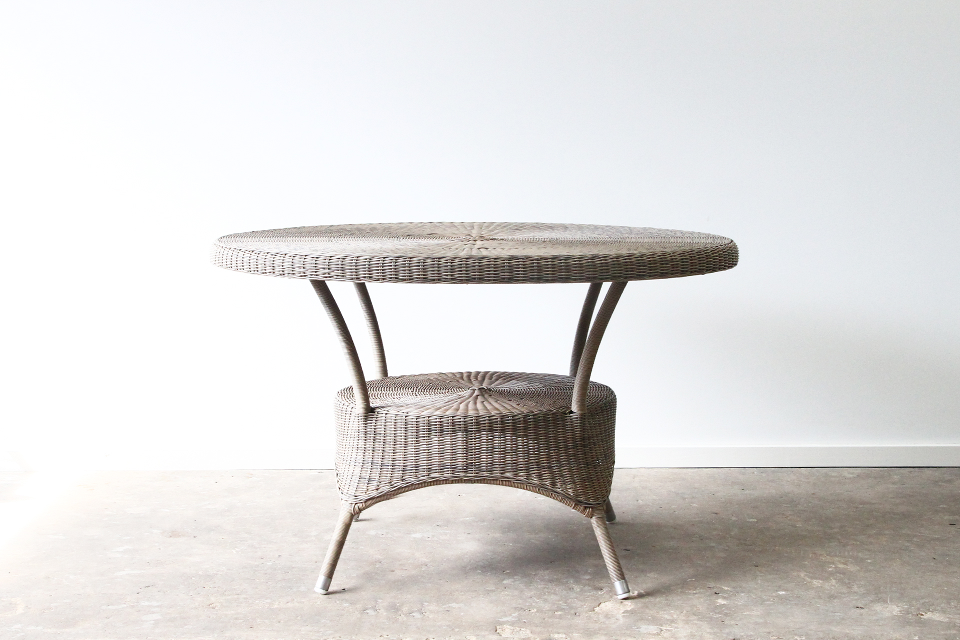 Hampshire 1200 Mm Table Ls Naturally Cane Rattan And Wicker Furniture