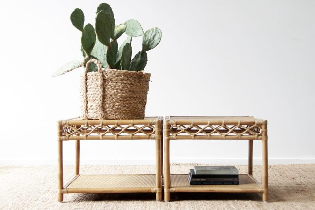Coffee Tables Naturally Cane Rattan And Wicker Furniture