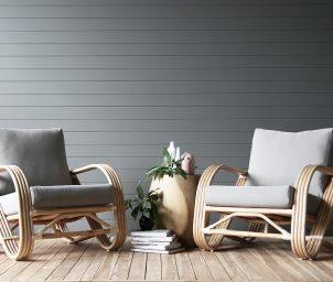 Pretzel armchair natural_LS