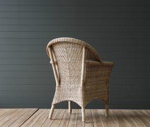 Batavia fine weave carver natural_back_LS
