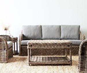 Batavia lounge suite grey_LS1