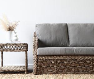 Batavia lounge suite grey_side table_LSLS
