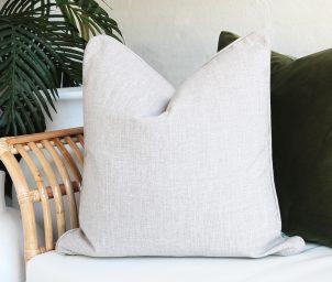 T1322 Blue Monkey Cushion.Back